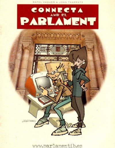 Connecta amb el Parlament