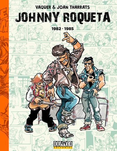 rafel_Vaquer_comic_historietista_bibliografia_libro_book_johnny_roqueta_1982-1985