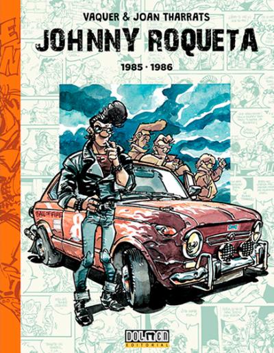 rafel_Vaquer_comic_historietista_bibliografia_libro_book_johnny_roqueta_1985-1986