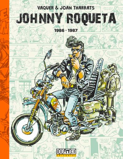 rafel_Vaquer_comic_historietista_bibliografia_libro_book_johnny_roqueta_1986-1987