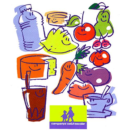 Educació Alimentària (Aj. de Palma, 1990)
